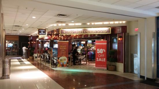 Cafe Intermezzo Atlanta Airport Menu
