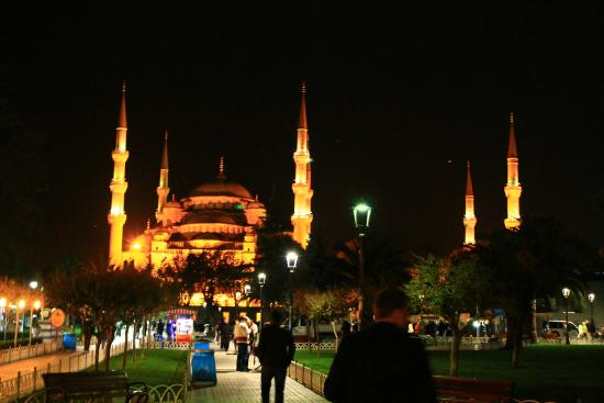 Modern Sultan Hotel: Blue Mosque