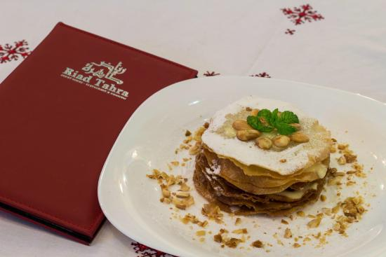Restaurant Riad Tahra