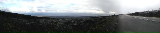 Maikai Ohana Tours: 溶岩の流れ出た海岸