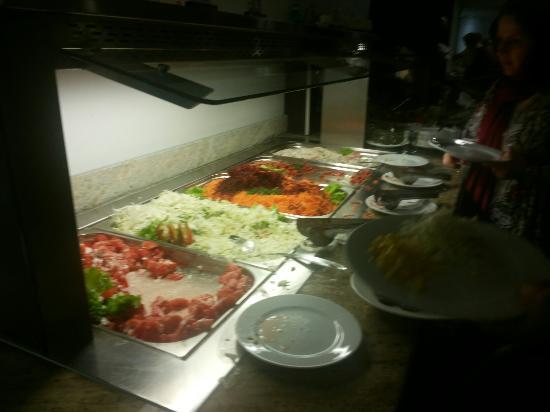 Astera Hotel & Spa: Salad bar 09-2015