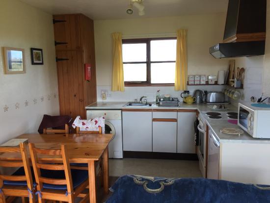 Bradworthy, UK: Wren Lodge Kitchen
