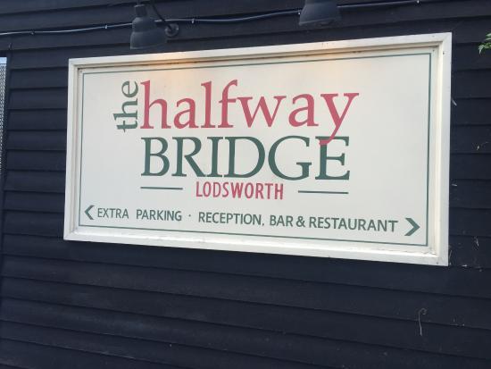 The halfway Bridge