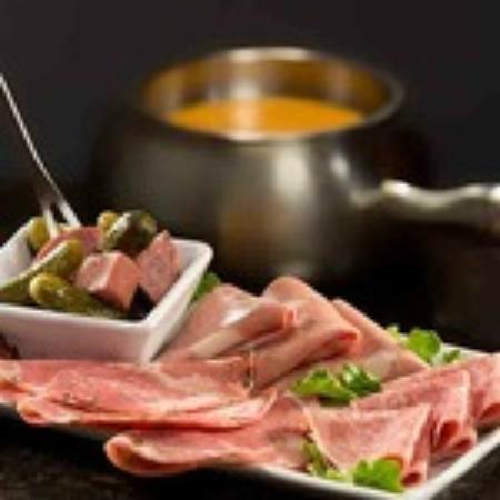 Melting Pot Restaurant : Premium Cheese Dippers