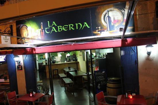 La Taberna Vasca