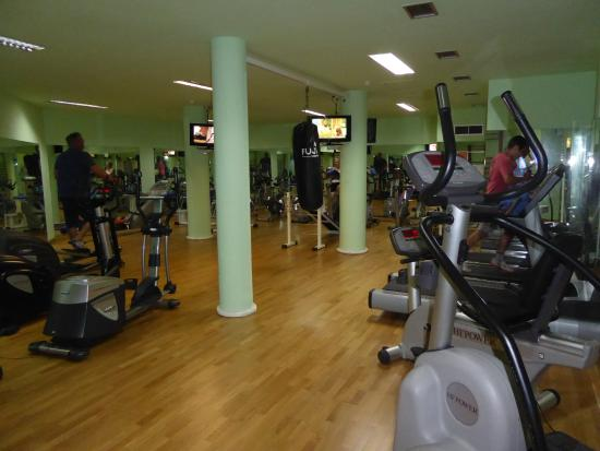 Well Equipped Gym Photo De Jardines De Nivaria Adrian Hoteles