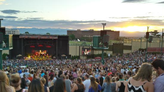Englewood, Κολοράντο: July sunset