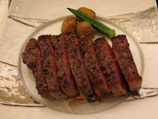 hearth baked kobe beef sirloin steak kobe beef kaiseki 511. Black Bedroom Furniture Sets. Home Design Ideas