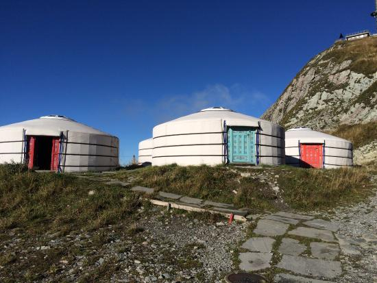 Rochers-de-Naye Yurts: photo0.jpg