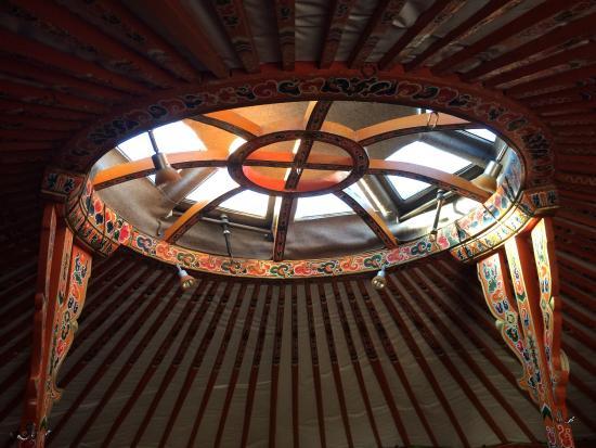 Rochers-de-Naye Yurts: photo2.jpg