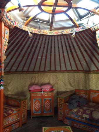 Rochers-de-Naye Yurts: photo3.jpg