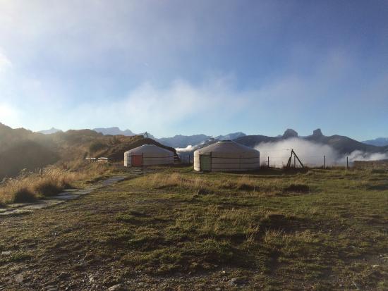 Rochers-de-Naye Yurts: photo4.jpg