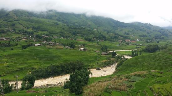 Giang Ta Chai Village