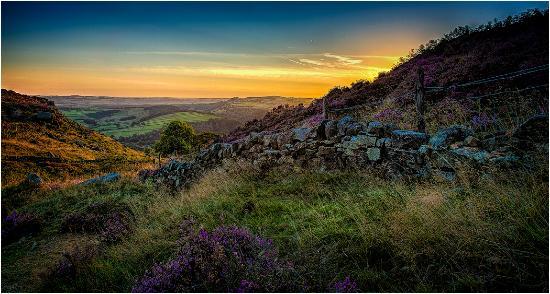 Litton, UK: Curbar Edge
