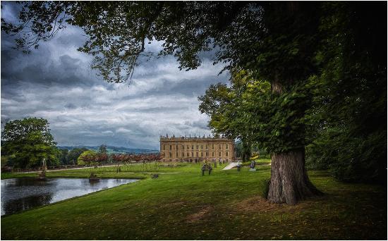Litton, UK: Chatsworth House