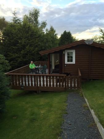 Snowdonia Lodge Cabin 148
