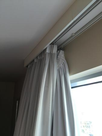 Curtains Ideas curtains cardiff : Curtains - Picture of Radisson Blu Hotel, Cardiff, Cardiff ...
