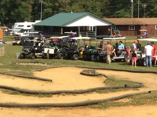 Robesonia, PA: RC Track
