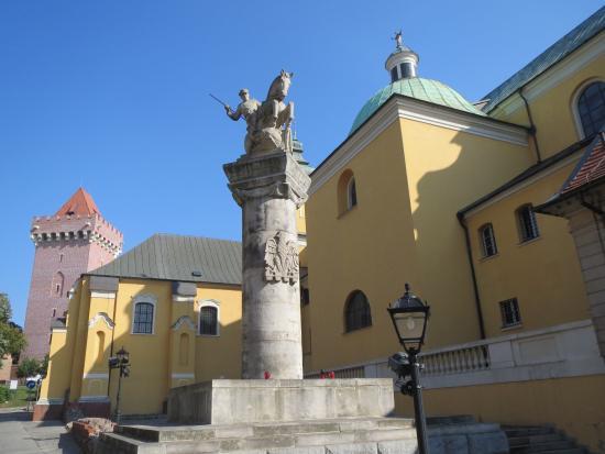 Pomnik 15. Pułku Ułanów Poznańskich