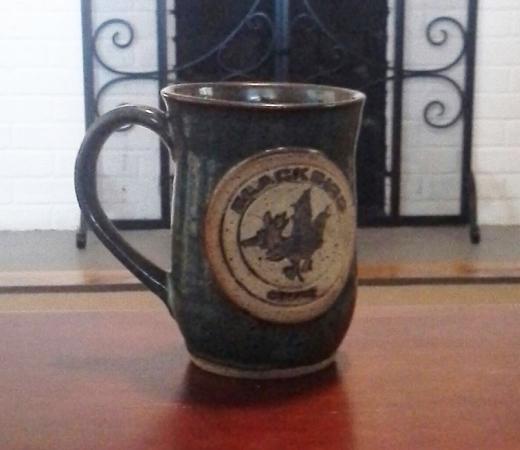 ... Blackbird Coffee Handmade Coffee Mug ...