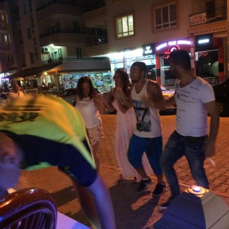 Altinkum, تركيا: Good time