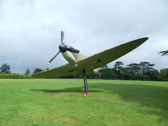 Spitfire! - Bilde av Bentley Priory Museum i Stanmore