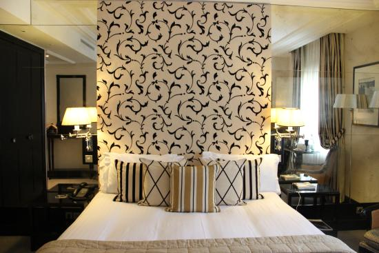 Chambre Style Coco Chanel Picture Of Castille Paris Paris