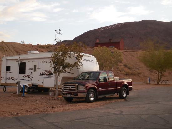 Calico Ghost Town Campground & RV Park