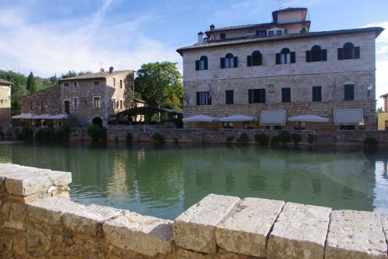 Bagno Vignoni - Picture of Hotel Villa Ambra, Sant\'Albino - TripAdvisor
