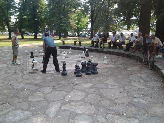 Mladen Stojanovic Park
