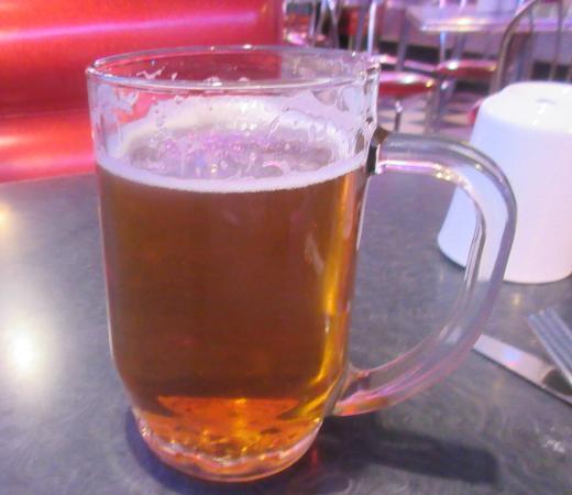 Legendz Diner: Good Beer, Legendz, Golden, British Columbia