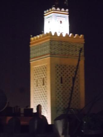 Dar Fangui : Kasbah's Mosque