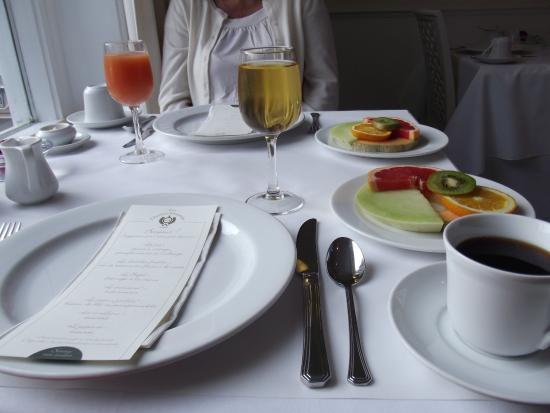 Relais Charles-Alexandre: Petit-déjeuner