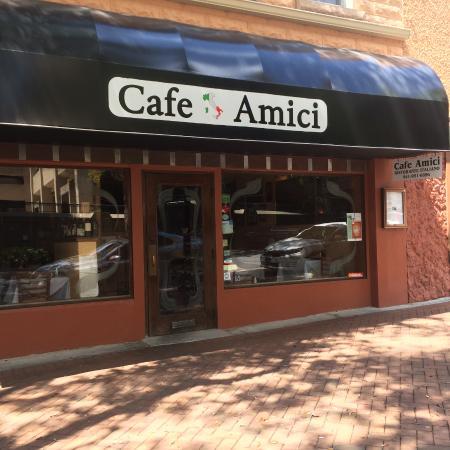L 39 esterno del ristorante picture of cafe amici sarasota for L esterno del ristorante sinonimo