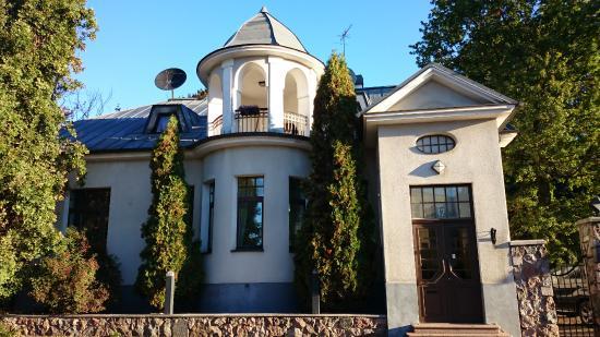 Villa Jaama Hostel