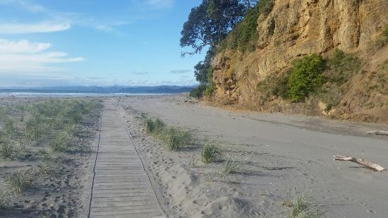Opotiki, New Zealand: Dunes Trail