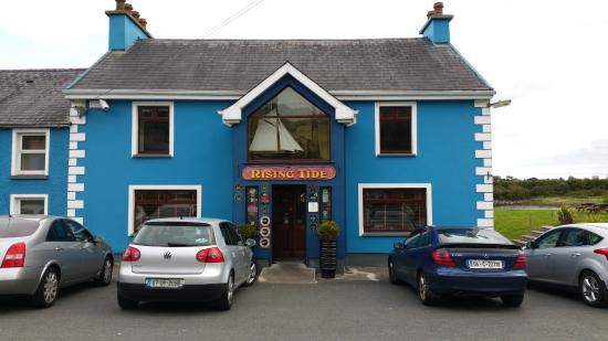 Glounthaune, Ireland: The Rising Tide Restaurant.