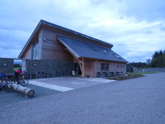 Canada Wood Kitchen And Bar Falkirk