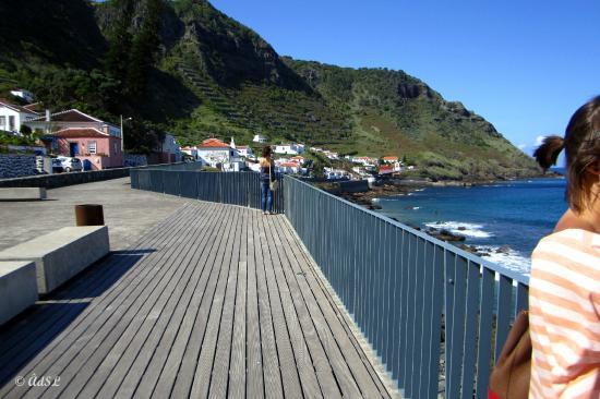 Santa Maria Adası, Portekiz: Passadiço