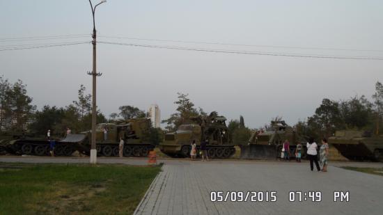 Military Glory Hall