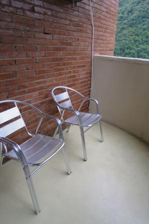 El balcón