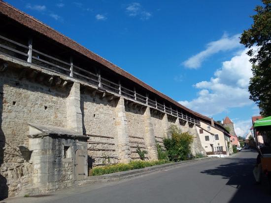 Murallas de la ciudad: fotografía de Town Walls, Rothenburg - TripAdvisor