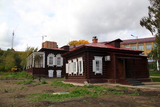 Museum-Estate of Yudin