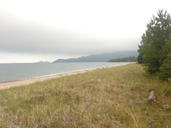 Agawa Campground Beach - Picture of Lake Superior Provincial