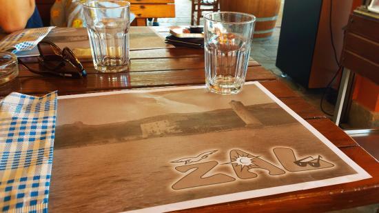Caska, โครเอเชีย: il ristorante