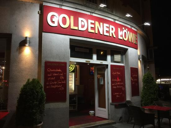 cafe restaurant goldener l we wien omd men om restauranger tripadvisor. Black Bedroom Furniture Sets. Home Design Ideas