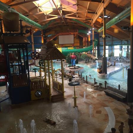 Grand Lodge Waterpark Resort: Watermark