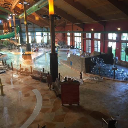 Grand Lodge Waterpark Resort: Water park