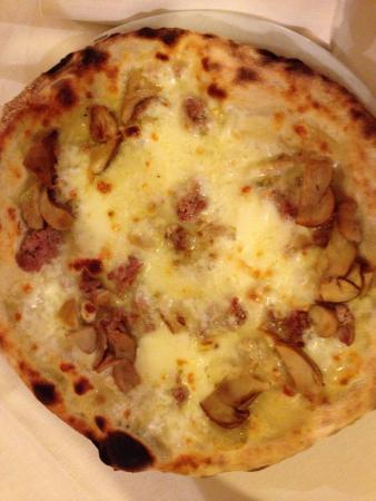 L'Aia Antica : Bellissime pizze