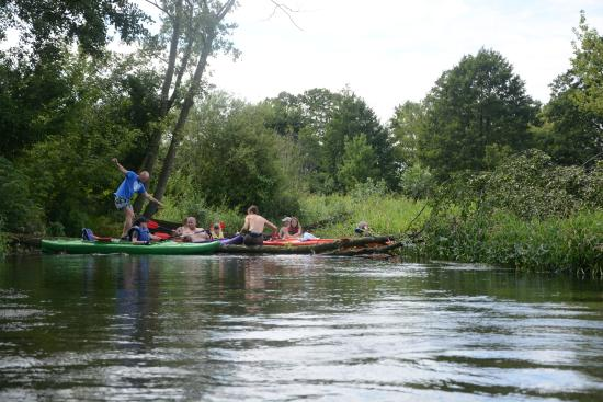 Rawka River Kayaking